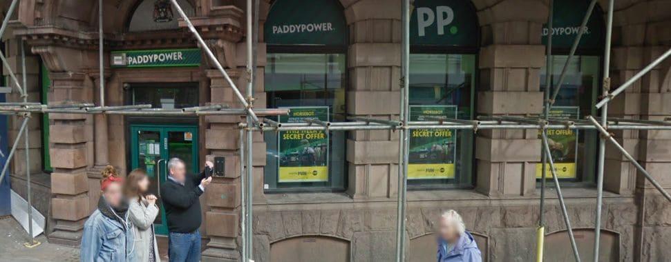 Paddy Power Betting Shop Brighton North Street