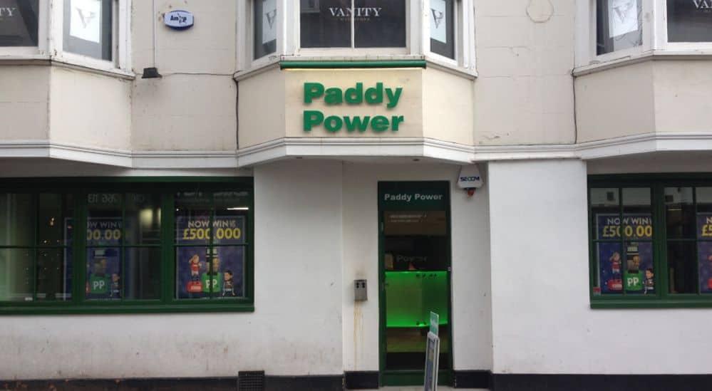 Paddy Power Betting Shop Maidstone Gabriels Hill