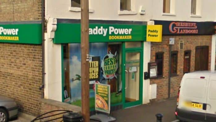 Paddy Power Betting Shop Cheshunt Windmill Lane