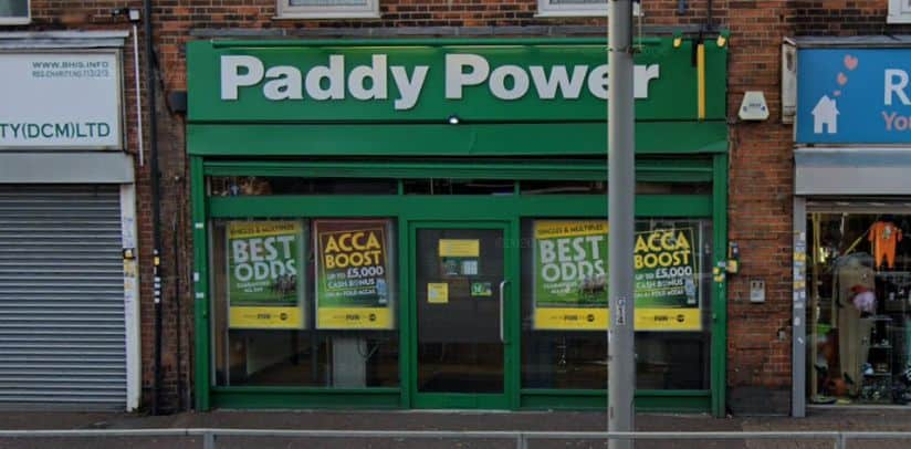 Paddy Power Betting Shop Dagenham Green Lane