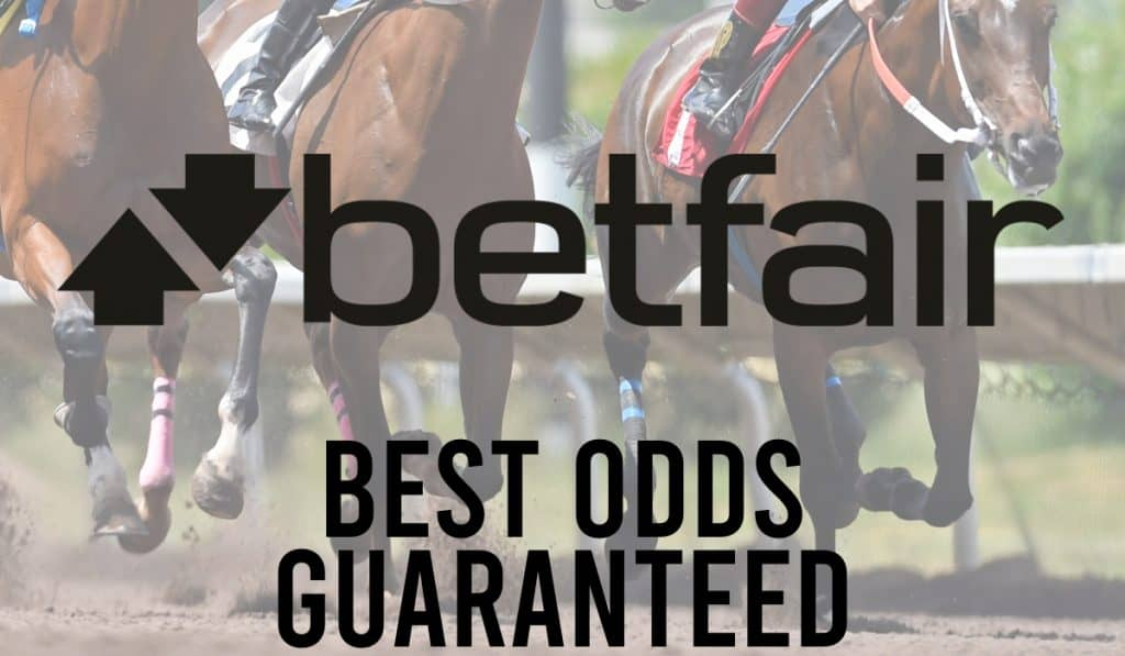 Betfair Best Odds Guaranteed