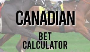Canadian Bet Calculator