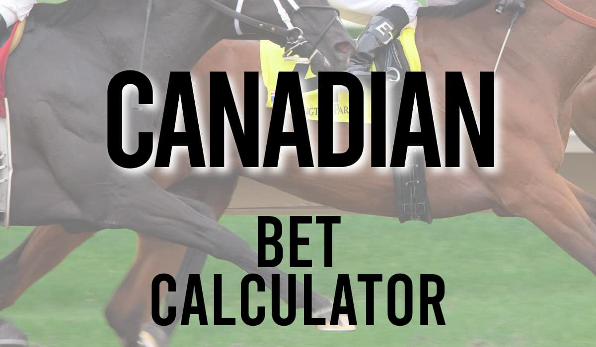 Canadian betting calculator qpr new manager betting