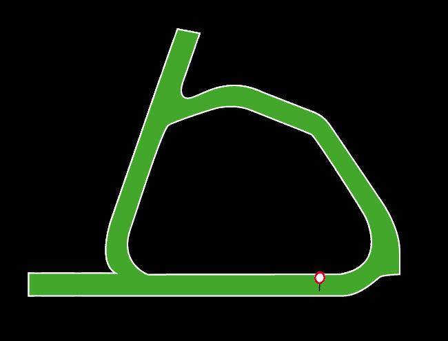 Naas Racecousre Map