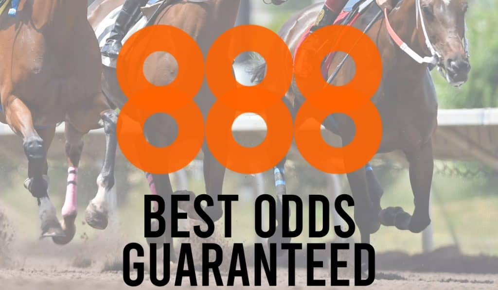 888 Best Odds Guaranteed