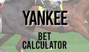 Yankee Bet Calculator