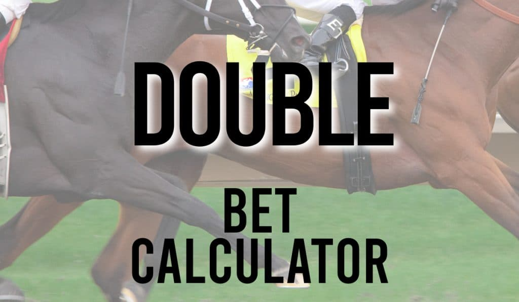 Double Bet Calculator