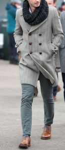 mens coat for horse races