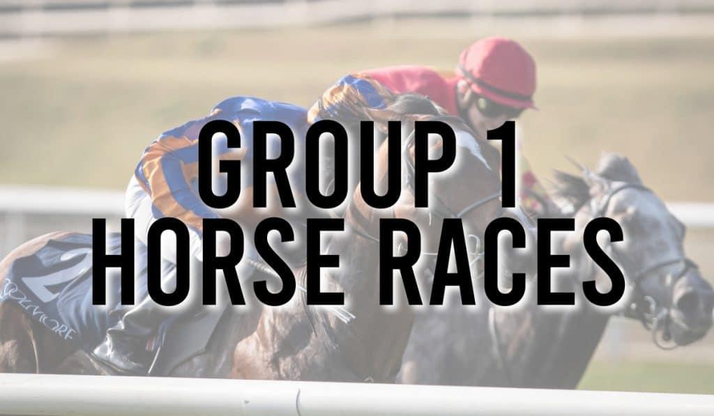 Group 1 Horse Races
