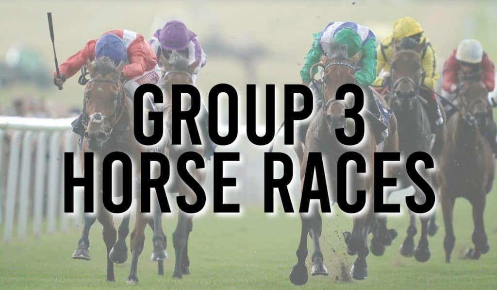 Group 3 Horse Races