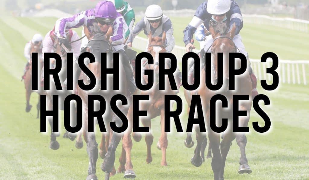 Irish Group 3 Horse Races